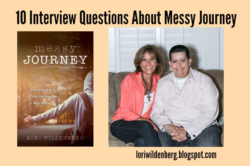 10 Interview Questions About Messy Journey