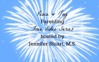NEW Free Video Series on Parenting