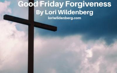 Good Friday Forgiveness